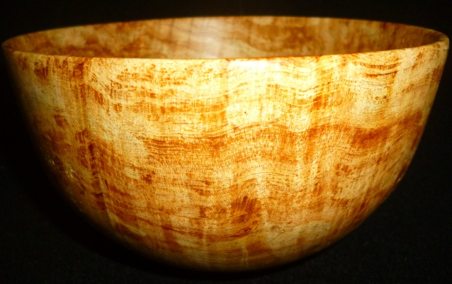spalted red maple