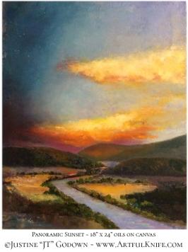 justine-godown_panoramic-sunset