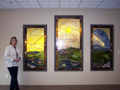 5 -Hospice of the Panhandle meditation room